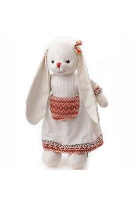 Мягкая игрушка К268А Зайчик Оленка великий