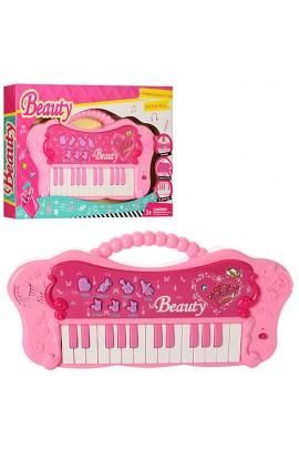 Синтезатор104А 25 клавиш,регулятор гучності,муз.,бат.,кор., 48-28,5-5,5 см.