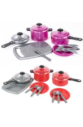 Набір посуду Iriska 1 у коробці ОРІОН 348