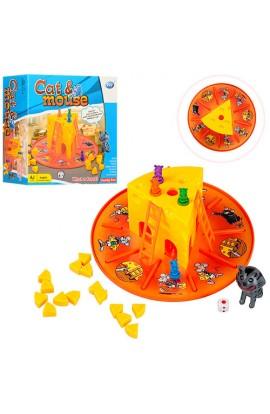 Настільна гра THS-142 кішки-мишки, кубик, кор., 27-27-11 см.