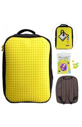 Рюкзак Upixel Classic-Жовтий