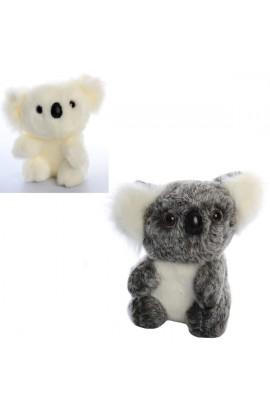 Іграшка м'яка 022-2 коала  2 кольори, 16 см.