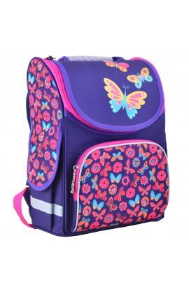 Рюкзак каркасный PG-11 Butterfly pink, 34*26*14