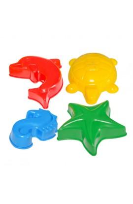 Іграшка  Формочка для піску ТехноК