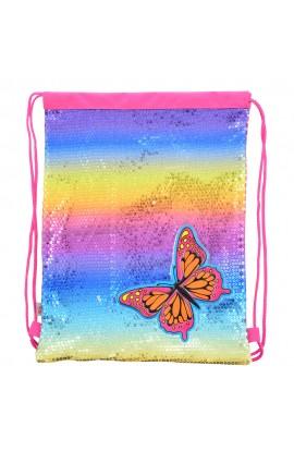 Сумка-мешок DB-11 Butterfly, 45*35