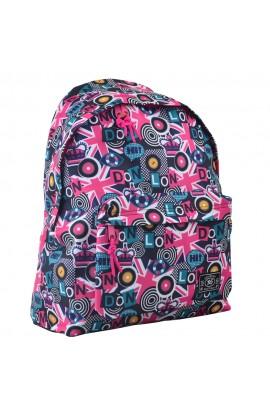 Рюкзак молодежный ST-17 Crazy London, 42*32*12