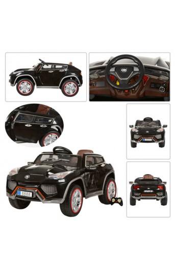 Машина JJ 288 R-2 радіокер., 2 мотори 12V, 2 акум. 6V/7A, перемикання швидкостей, підсвітка корпуса,