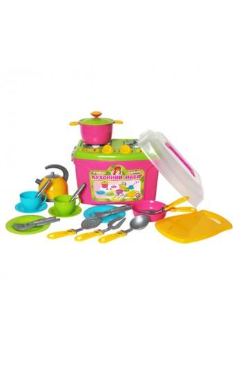 Іграшка  Кухонний набір 8 Технок