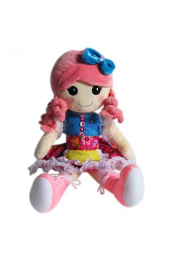 М`яка іграшка  Лялька 0032  45х19х8 см 00416-6