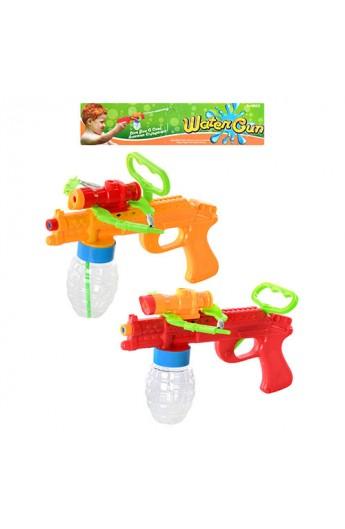 Пістолет водяний PS 01 21-15 см, 2 кольори, кул., 25-21-7см