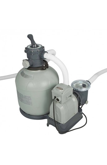 Фільтр-насос 28648 грубого очищення 230V, 10599 л/год (насос), 8139 л/год (фільтр)