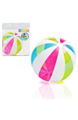 М'яч 59066 вініл, компл. для ремонту, кул., 25-25-3 см