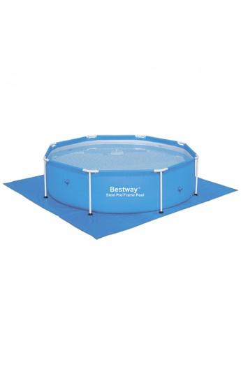 Підстилка BW 58000 для басейнів, квадратна, 274 см