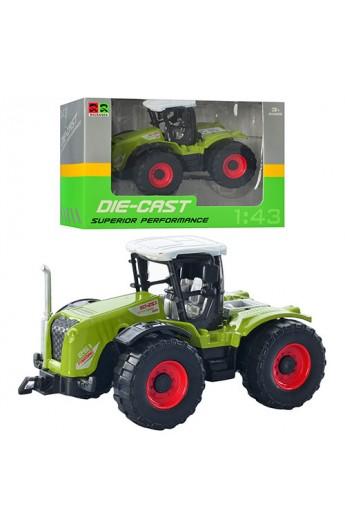 Трактор 051 A1 мет., інерц., 1:43, кор., 14-8,5-7 см