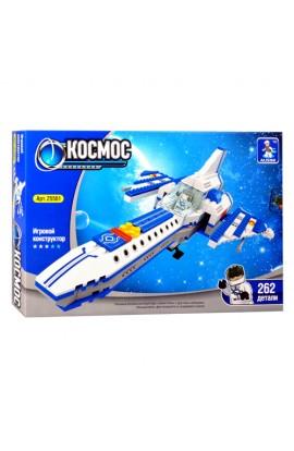 Конструктор AUSINI ZY 25561 Космічний корабель, 262 дет., кор., 32 см