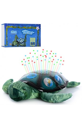 Нічник YJ 3 черепаха, бат., кор., 22 см