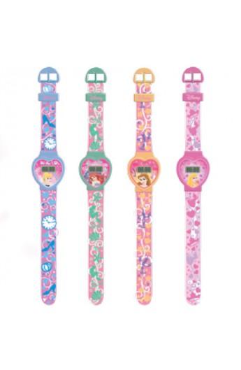 Годинник Disney Princess (5 функцій: місяць, дата, години, хвилини, секунди)