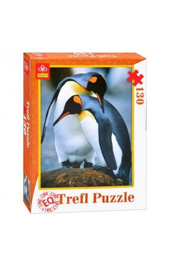 Пазл ''130 ел.'' - Пінгвіни, фото, 82005