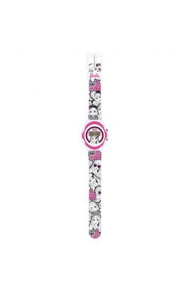 Годинник Barbie (5 функцій: місяць, дата, години, хвилини, секунди).