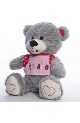 """Мягкая игрушка """"Ведмедик 017"""" 38 см Копиця 21034-3"""