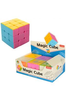Кубик Рубика 581-5.7G кул., 6 шт. в диспл., 18-12-6 см