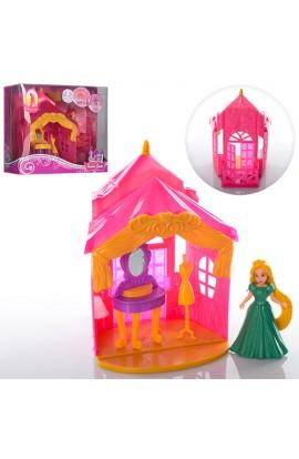 Будиночок SS005AB принцеси, фігурка, 2 види, кор., 26-20,5-8 см