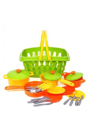 Іграшка  Набір посуду ТехноК , арт.4456