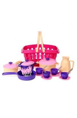 Іграшка  Набір посуду ТехноК , арт.4449