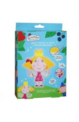 """Шиємо іграшку з фетру """"Холлі-Феєчка"""",ТМ """"BEN&HOLLY'S LITTLE KINGDOM"""""""