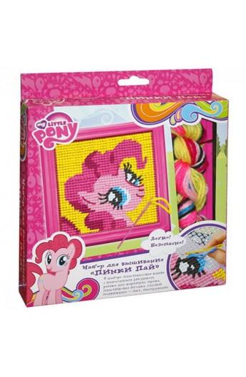 """Набір для вишивання """"Пінкі Пай"""",ТМ """"My Little Pony"""""""