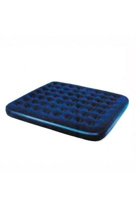 Велюр матрац BW 67471 електричний насос, 220V, синій, 188-99-22 см