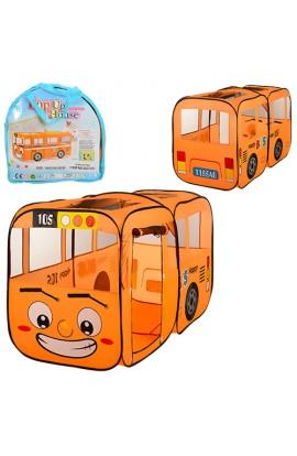 Палатка M 1183 автобус, 1 вхід, вікна-сітки, сумка, 38-40-8 см