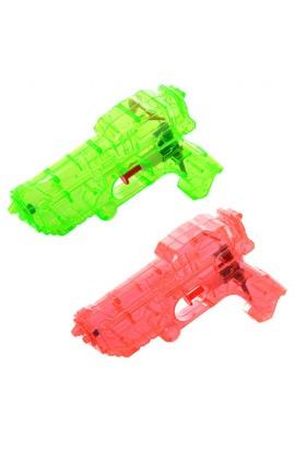Пістолет водяний дитячий M 2561 2 кольори, кул., 14-9-3 см