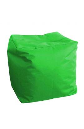 Пуф Куб  зелений 40*40*40 оксфорд УкрОселя
