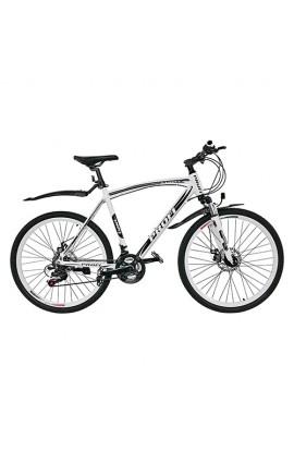 Велосипед 26'' EXPERT 26.3XL чорно-білий