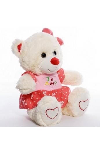 """Мягкая игрушка """"Ведмедик 002 (Ляля №1)"""" 30 см Копиця 00718"""
