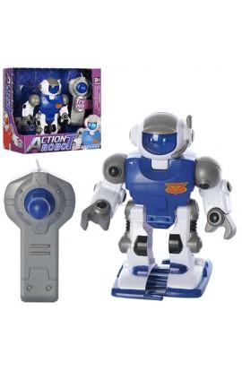 Робот 13401 дистанційне керування, рухомі деталі, бат., кор., 23-20-11 см.
