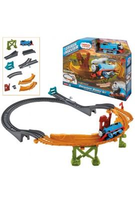 Моторизований ігровий набір «Пригоди на зруйнованому мосту» «Томас і друзі»