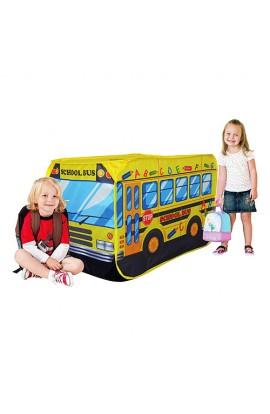 Намет M 3319 автобус, вхід-накидка, липучка, вікно, кор., 43-43-3 см.
