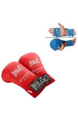 Захист MS 0678 S для боротьби, перчатки, PU, розмір S, 2 кольори, кул., 17,5-9-9 см.