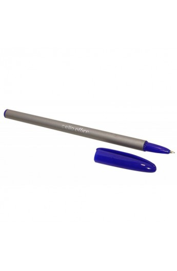 Ручка масляна, синя, Office Cello, Імп