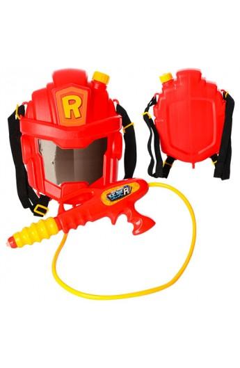 Автомат водяний M 3093 помпа, з балоном на плечі, розмір маленький, кул.,29-29-6 см.