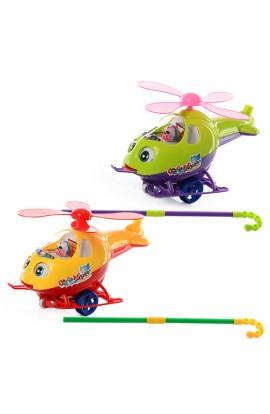 Каталка 0302 гелікоптер, кул., 24 см