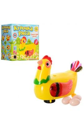 Курка 20259 несе яйця, бат., 16 см