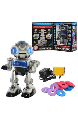 Робот TG 694686 R/ TT903A інтеракт., бат., кор., 41 см