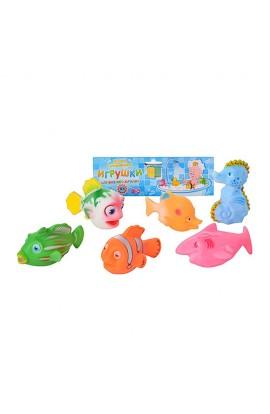 Пискавка HU 2107-6 морські тварини, кул.