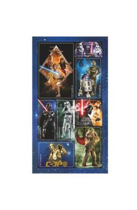 8850 Наліпки у пакеті Дісней  Зоряні Війни 4  13163008Р(2.88)