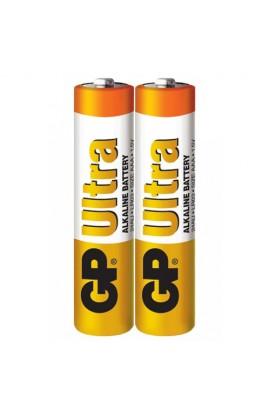 Батарейка GP ULTRA ALKALINE, 24AUEBCHM-2S2 лужна LR03, ААА