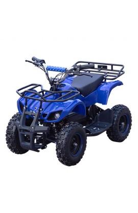 Квадроцикл HB-EATV 1000D-4 мотор, 4 акум., до 120 кг., синьо чорний