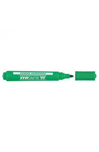 Маркер водостійкий, JOBMAX, зелений